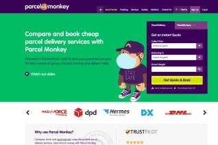 Parcel Monkey reviews and complaints