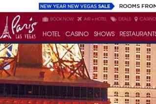 Paris Las Vegas Hotel reviews and complaints