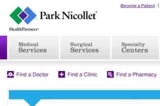Park Nicollet reviews and complaints