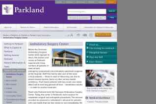 Parkland pain clinic reviews and complaints