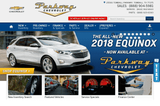 Parkway Chevrolet reviews and complaints