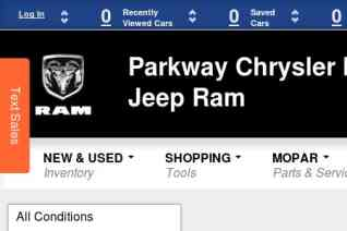 Parkway Chrysler Dodge Jeep Ram reviews and complaints