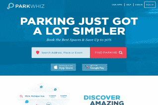 Parkwhiz reviews and complaints