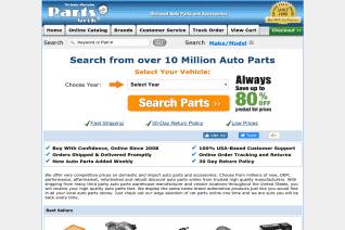 PartsGeek reviews and complaints