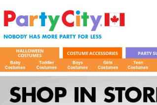 Party City Canada reviews and complaints