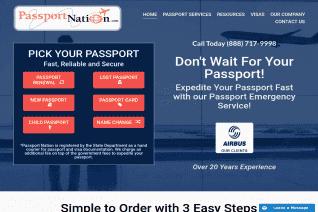 Passport Nation reviews and complaints