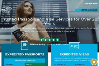 Passportsandvisas reviews and complaints
