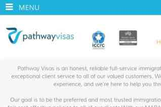 Pathway Visas reviews and complaints