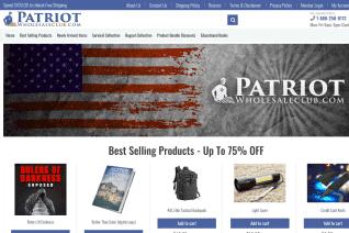 Patriot Wholesale Club reviews and complaints