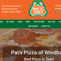 Pats Pizza Of Windham