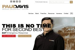 Paul Davis Restoration Canada reviews and complaints