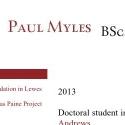 Paul Myles