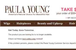 Paula Young reviews and complaints