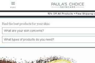 Paulas Choice reviews and complaints