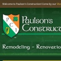 Paulsons Construction reviews and complaints