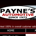 Paynes Automotive reviews and complaints
