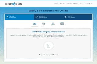 PDF Run reviews and complaints