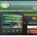 Peak Performance Golf Swing reviews and complaints