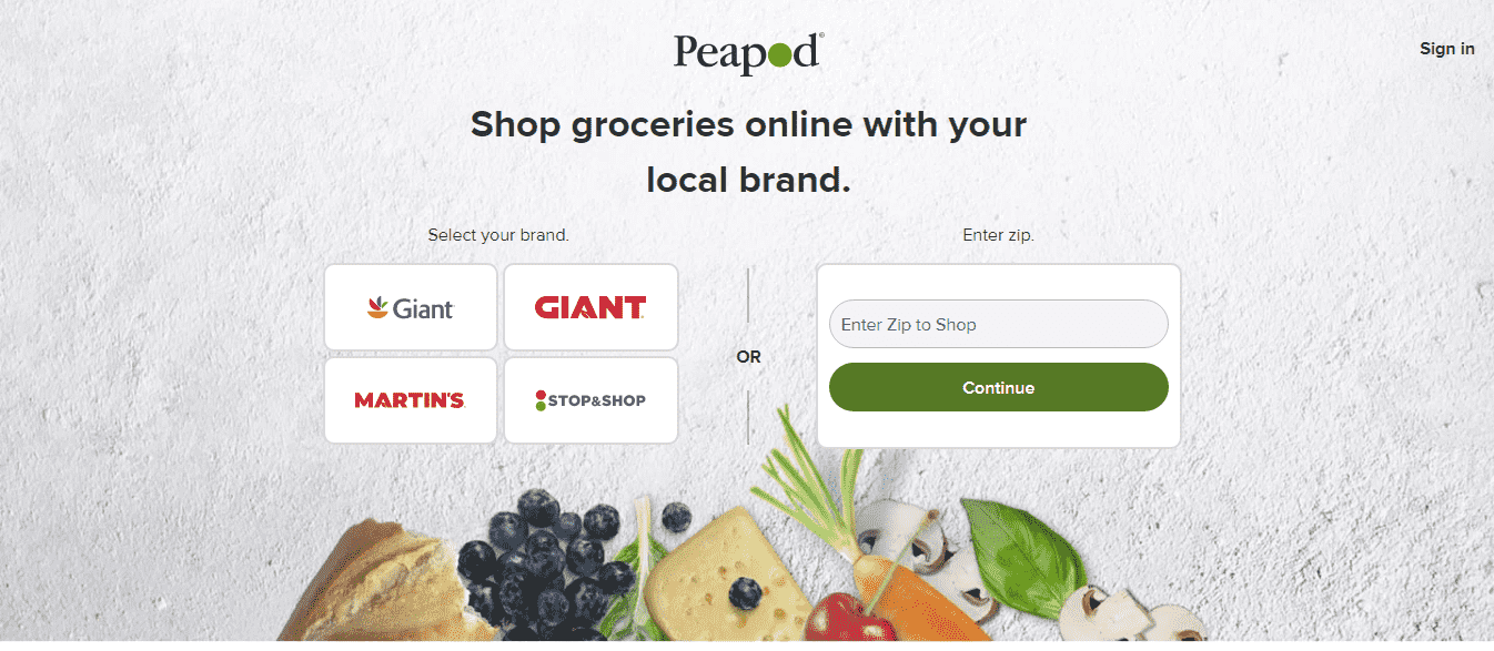 Peapod reviews and complaints