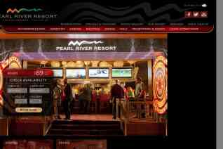 Pearl River Resort reviews and complaints