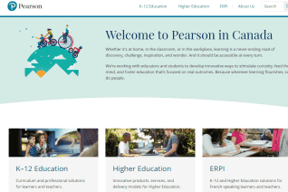 Pearson Education Canada reviews and complaints
