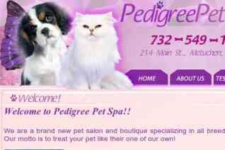 Pedigree Pet Spa reviews and complaints