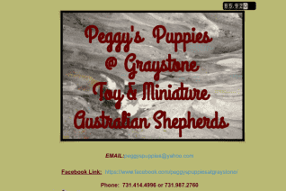 Peggys Puppies reviews and complaints