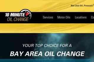 Pennzoil 10 Minute Oil Change reviews and complaints