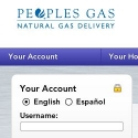 Peoples Gas reviews and complaints