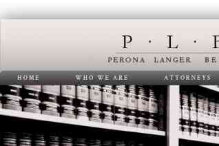 Perona Langer Beck Serbin Mendoza And Harrison reviews and complaints