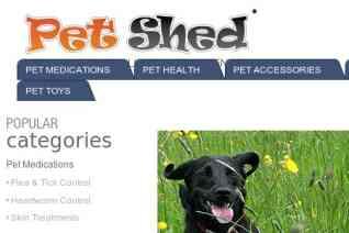 Pet Shed reviews and complaints