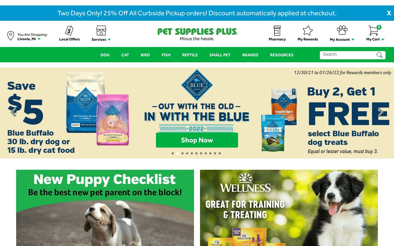 Pet Supplies Plus reviews and complaints