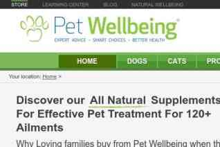 Pet Wellbeing reviews and complaints