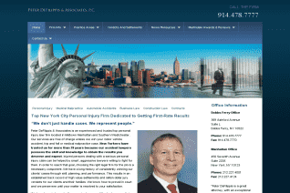 Peter DeFilippis And Associates reviews and complaints
