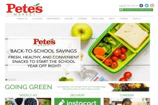 Petes Fresh Market reviews and complaints