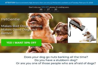 PetGentle reviews and complaints
