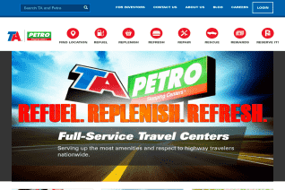 Petro Stopping Centers reviews and complaints