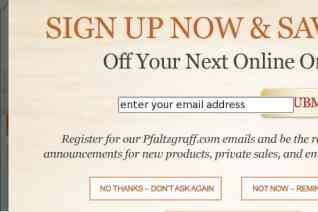 Pfaltzgraff reviews and complaints