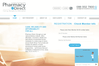 Pharmacy Direct Of South Africa reviews and complaints