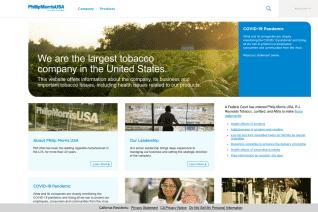 Philip Morris USA reviews and complaints