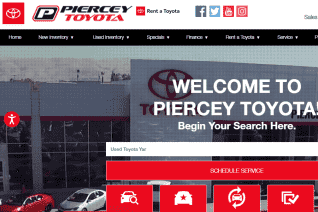 Piercey Toyota reviews and complaints