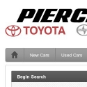 Piercy Toyota reviews and complaints