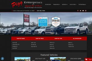 Pigg Enterprises reviews and complaints