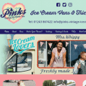 Pinks Vintage Ice Cream reviews and complaints