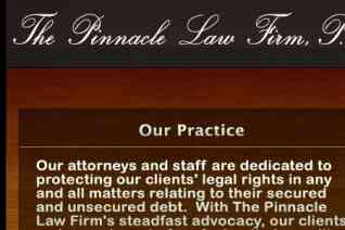 Pinnacle Law Firm reviews and complaints