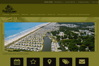 Pirateland Family Camping Resort reviews and complaints