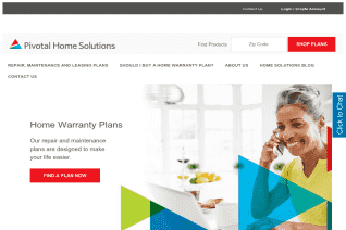 Pivotal Home Solutions reviews and complaints