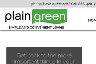 Plain Green reviews and complaints