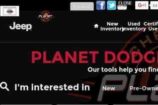 Planet Dodge Chrysler Jeep reviews and complaints