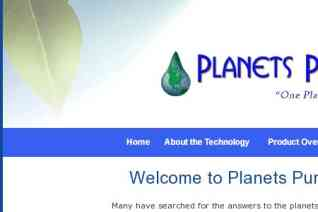Planets Purest Water reviews and complaints